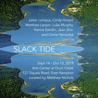 Press Release | Slack Tide: Curated by Matthew Nichols