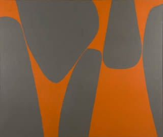 Press Release | Hard Edges: Lorser Feitelson, Elise Ferguson, and Alois Kronschlaeger