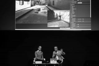 Video   Victor Burgin and David Company in Conversation at Paris Photo 2019