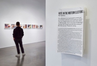 From Coast to Coast, Here's How Artists Are Mobilizing Before the Midterm Elections