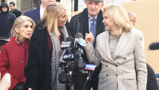 Maloney, Herman celebrate Second Avenue subway boom
