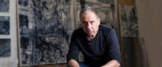 """Jorge Tacla: """"Mi lenguaje pictórico está inmigrando todo el tiempo"""""""