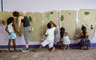 At This Mexican Retreat, Artists Work With the Community