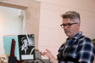 Artist Tim Youd Retypes St. Louis