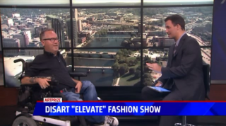 Video | Disart 'Elevate' Fashion Show