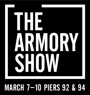 peter campus at The Armory Show 2019