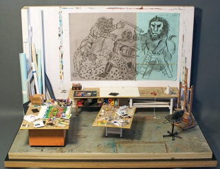 What We Learned About Famous Artists from Joe Fig's New Studio Visits Book