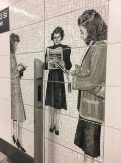 Subway glories: why we need public art