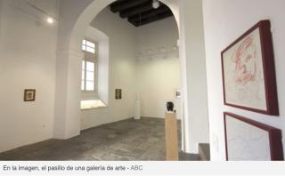 Las galerías de arte sevillanas se pasan a Internet para sobrevivir