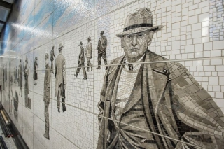 The World-Class Art of New York's Second Avenue Subway