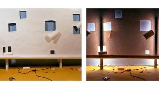 David Haxton's continuing exploration of light