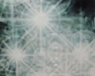 Judith Eisler, Movie Lights 4, 2014