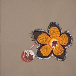 Francesca Gabbiani, Flying Flower, 2001