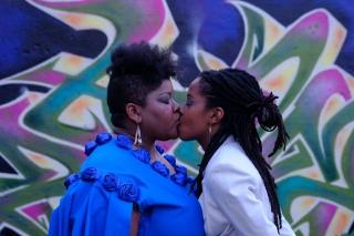 Vanessa German, soft: the longest kiss