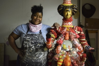 The Future of Work: The 'Citizen Artist' Bringing Hope to Pittsburgh's Homewood