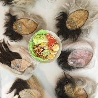 Alex Da Corte: 50 Wigs at HEART Museum of Contemporary Art