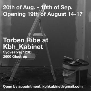 Torben Ribe - (Bilag) - Kbh_Kabinet