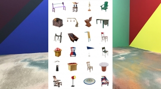 Furniture by Artists