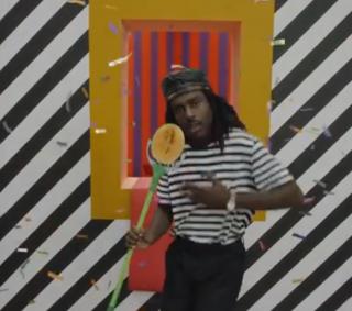 Alex Da Corte and Blood Orange collaborate on GAP video
