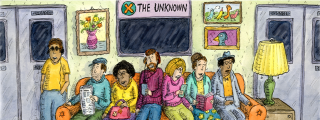 Roz Chast: Cartoon Memoirs at the Museum of the City of New York