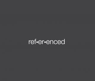 ref•er•enced