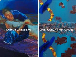 Doron Langberg and Gaby Collins-Fernandez