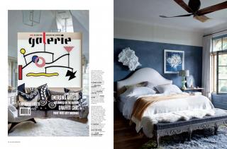 Galerie Magazine, Ellen Steinberg Coven