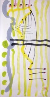 Art on Paper, Peter Wayne Lewis and Ellen Coven Steinberg