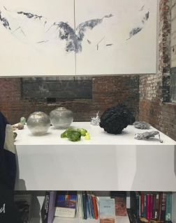JULIETTE DUMAS at THE CHIMNEY in group exhibition