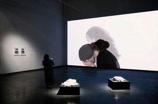 The Poetics of Absence,  1+1 Gallery, Dubai, 2017