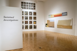 FRANCES BARTH in group show