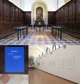 LINDA KARSHAN: EQUILIBRIO Art, Architecture and Sacred Geometry in conversation