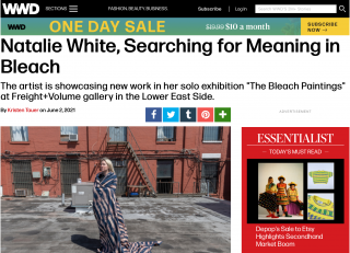 Natalie White, Searching for Meaning in Bleach