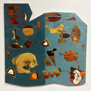"""Peter Schenck will be co-curating """"The Still Life Show"""" with Michael Holden at Park Place Gallery"""