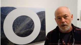 James Hyde interview with James Kalm's 'Rough Cut' about his current show 'West'