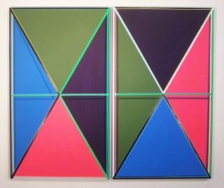 "Kelley Johnson's ""Slow Hum"" exhibit featured on ArtDaily"