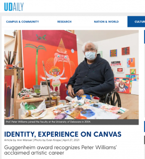 IDENTITY, EXPERIENCE ON CANVAS
