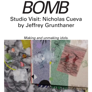 Nicholas Cueva Interview with BOMB