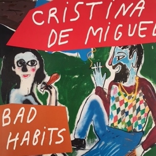 Cristina De Miguel   Bad Habits