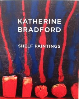 Katherine Bradford | Shelf Paintings