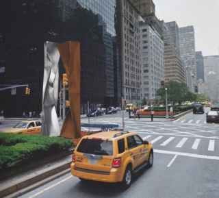 "Ewerdt Hilgemann's ""Moments in a Stream"" on Park Avenue"