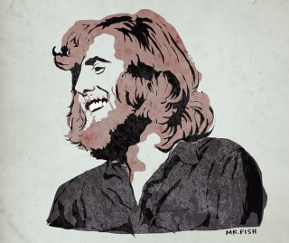 Mr. Fish On and Off the Record with Graham Nash