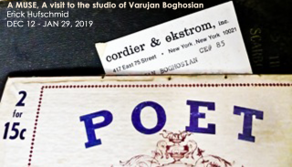 A MUSE, A visit to the studio of Varujan Boghosian