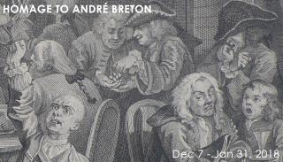 HOMAGE TO ANDRÉ BRETON, Take 2
