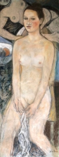 Michael Bastow Unreliable Memory (The Naked And The Nude) pastel