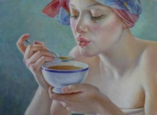 Francine Van Hove Fuuu! 2016 painting peinture