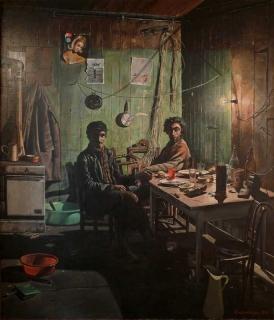 Jürg Kreienbühl à la galerie Dix 291