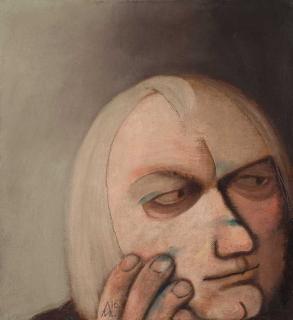 Ivan Lubennikov Loubennikov Le Beau peintre 2017 painting peinture