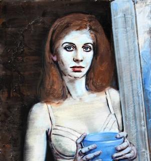 Pierre Lamalattie à la Galerie Alain Blondel