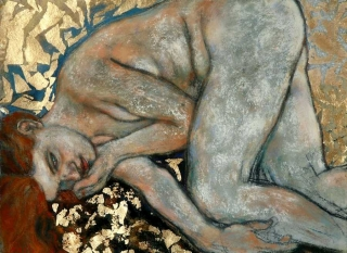 Michael Bastow à la Galerie Alain Blondel